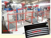 PP,PE, PET Blow Molding Machine