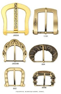Pin Buckle In Different Size