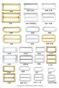 Latest Metal Pin Buckles