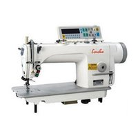 Computer Controlled High-Speed Lockstitch Sewing Machines