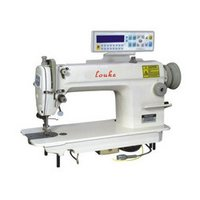 Computer Controlled Highspeed Lockstitch Sewing Machines