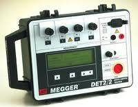 Megger And Earth Tester