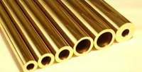 Industrial Brass Pipes