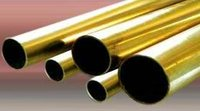 Industrial Brass Tube