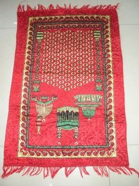Black Cotton Prayer Rugs