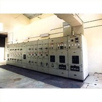Control Panel (Psa Sical - Tuticorin Port Trust)
