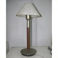 Beach Wood Table Lamp Fixture