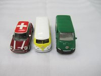 Small Mini Metal Car Toy Model
