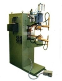 Press Type Projection Spot Welding Machine