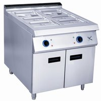 900 Series Bain Marie With Cabinet (Gas Or Electric Heated)