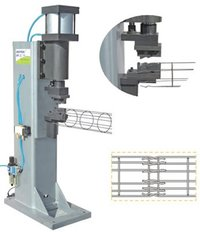 Filter Cage Wire Bending Machine
