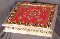 Brass Handicraft Box