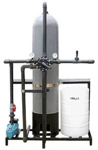 Imperial Water Softener Plant