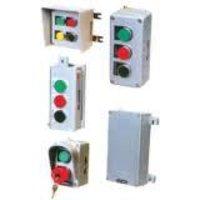 Cast Aluminium Push Button Stations