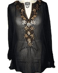 Ladies Embroidered Tunics