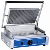 Single-Head Electric Heated Panini Sandwich Press