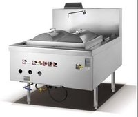 Chinese Rice-Roll Steamer Range
