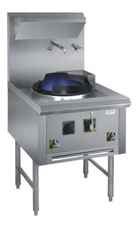 Environmental 1 Wok Gas Range