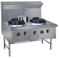 Environmental 2 Woks Gas Range