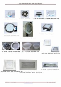 LED Recess Mounting Fixtures