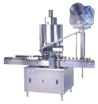 Automatic Ropp Caping Machine