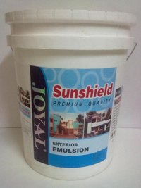 Sunshield Exterior Emulsion Wall Paint