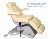 Soft Functional Electric Salon Facial Massage Bed (09D06)