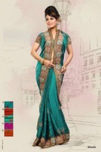 Designer Border Sarees
