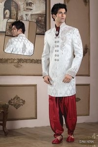 Embroiderd Sherwani