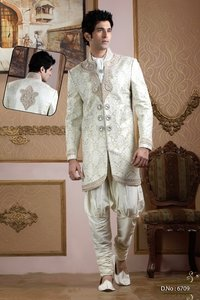 Classic Wedding Sherwani