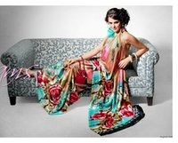 French Crape Sarees