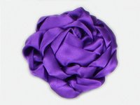 Handmade Satin Simple Flower