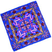 Designer Ladies Silk Scarf