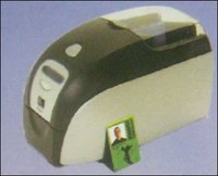 Single Sided Id Card Printer