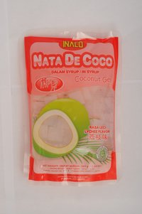 Nata De Coco In Lychee Flavoured Syrup