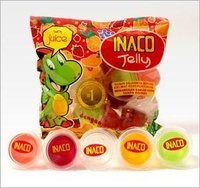 Mix Fruit Flavoured Mini Jelly Cups With Nata De Coco
