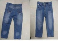 Denim Full Pant