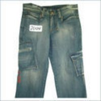 Men Denim Full Pant