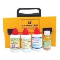Water Treatment Test Kit