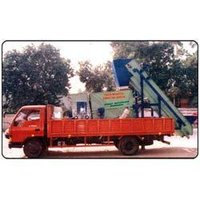 Truck Mounted Vibrating Screen