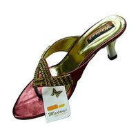 Ladies Beaded Footwear