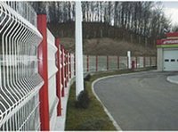Welded Mesh Panel System