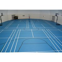 Multi- Purpose Hall / Sports Area Flooring