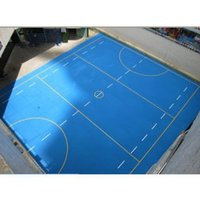 Outdoor Sport Floorings