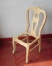Wooden Art Chair