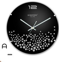 Glass Clock (Sfl-003 A)