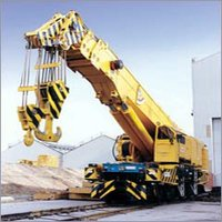 Rent Cranes Services