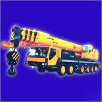 Truck Mobile Crane Hiring Services