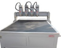 Multi/Double Heads CNC Machine