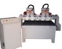Mluti/Double Spindles CNC Router